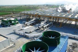 Güriş'in Efeler JES 4. santrali işletmede
