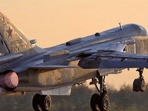 Rusya'da savaş uçağı düştü: 2 ölü