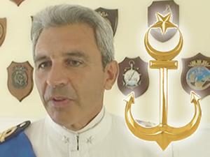 İtalyan Amiral Giampaola Bensaia, Altın Çıpa Töreni için İstanbul'a geliyor