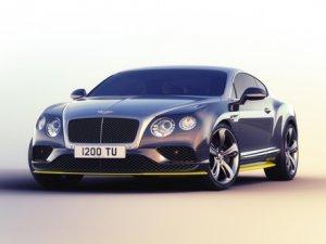 Bu jet Bentley sadece 7 tane