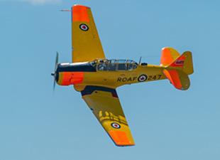 Sivrihisar'da Airshow heyecanı