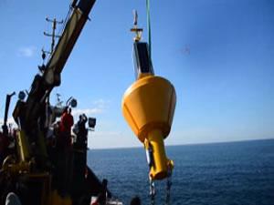 Denizlerimizdeki meteorolojik şamandra sayısı 75'e çıktı