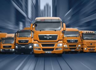 İkinci el kamyon ve çekiciler, 24 aya varan MAN garantisiyle