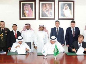 ASELSAN'dan Suudi şirketlerle işbirliği