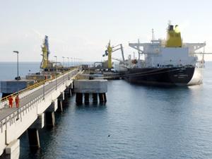 Socar Ceyhan Limanı'ndan 6 ayda 9,2 milyon ton ham petrol ihraç etti