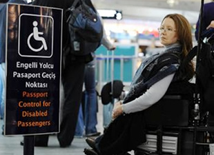 Engelsiz havalimanı sayısı 35'e yükseldi