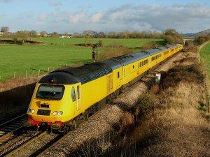 Amerika'nın hızlı tren projesine İngiliz ortak