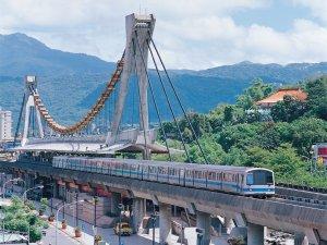 Taipei Metrosu artık daha uzun