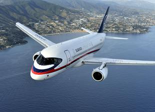 "Rusya İran'a ""Sukhoi Superjet"" yolcu uçağı satıyor"