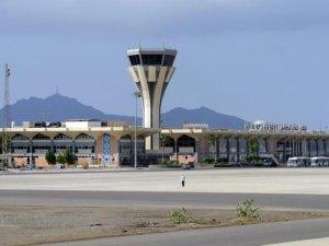 Yemen'de havalimanına saldırı
