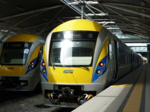 Malezya'da Ipoh-Padang Besar arası elektrikli trene hazır