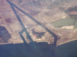 Mısır, Türkiye'yi Süveyş Kanalı açılışına davet etti