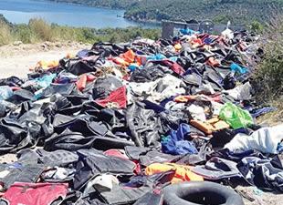 Ayvalık'tan Midilli'ye her gün 300 mülteci