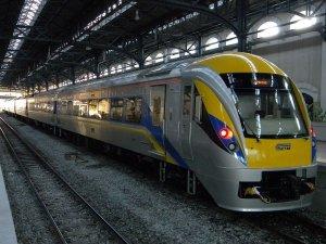 Hyundai Rotem trenleri Mısır'da