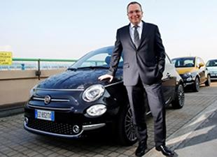 Fiat '500'le hedefleri yükseltti