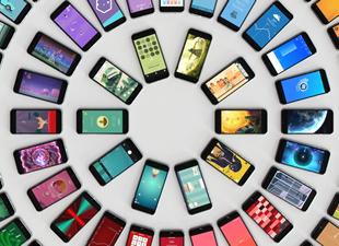 Apple'dan uygulama sayısını vurgulayan reklam