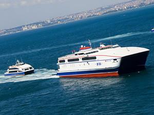 İDO'nun Ambarlı'daki liman projesi için ÇED süreci başladı