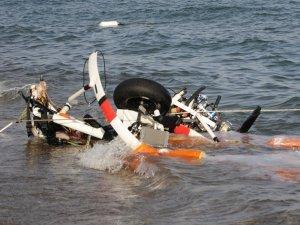 Antalya'da paramotor kazası: 2 ölü