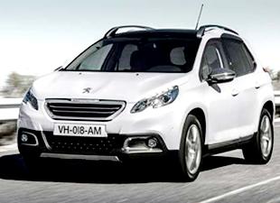 Peugeot 2008`e dizel motor