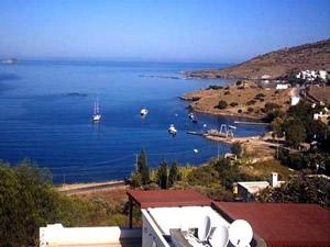 Bodrum'da Palmali'ye ikinci marina için izin çıktı