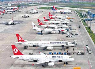 Atatürk Havalimanı rekor üstüne rekor kırıyor