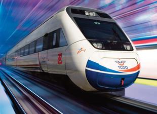 Samsun hızlı tren hattının bütçesi belli oldu