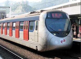 Hong Kong metro trenleri yenileniyor