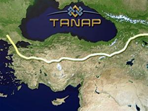 TANAP inşaat çalışmalarının bir aşaması daha geride bırakıldı