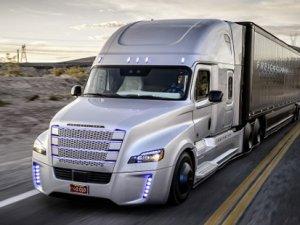 Şoförsüz kamyonlar Avrupa'ya geliyor