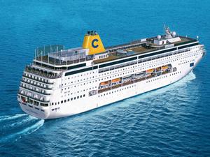 Costa Cruises LNG ile il çalışan iki kruvaziyer gemisi inşa ettiriyor