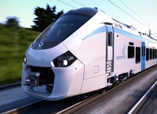 Alstom trenleri Cezayir'de