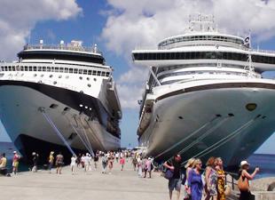 Turizm gelirinde keskin düşüş