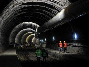 Sabuncubeli Tüneli 2018'de tamamlanacak