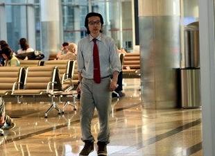 Japon gazeteci 2 aydır havalimanında yaşıyor