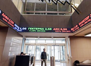 Atina Borsası bugün açılıyor