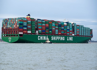 Çinli CSCL, 934 milyon dolarlık gemi siparişi verdi!