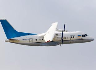 Rusya An-140 uçağının üretimi iptal etti
