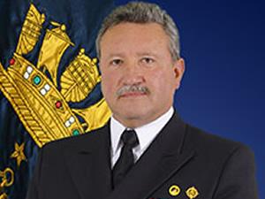 Amiral İvan Valenzuela Bosne, Altın Çıpa Töreni için İstanbul'a geliyor