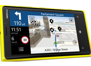 3 Alman devi Nokia'dan HERE'yi aldı