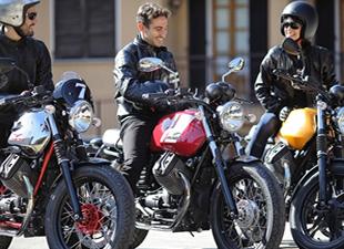 Motosiklet tutkunları buluştu