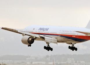 Malezya: Parça kayıp uçağın kanadına ait