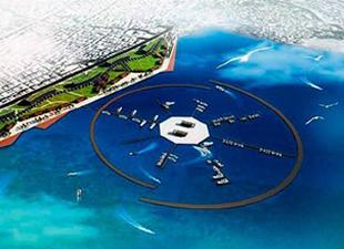 Altın Portakal Yat Limanı'nın ön tasarım projesi tamamlandı