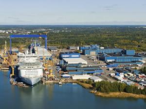 Meyer Turku Oy, LNG'li feribot yapımı için Tallink Grupp ile anlaştı