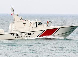 Sahil Güvenlik, Ege'de 172 tekne ve yata ceza kesti