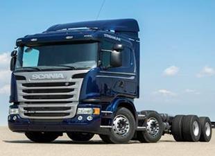 Efsane Scania geri döndü