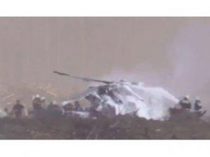 10 aydan beri kayıp olan helikopter bulundu