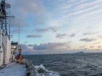 Yemen açıklarında Rus ticaret gemisi battı!