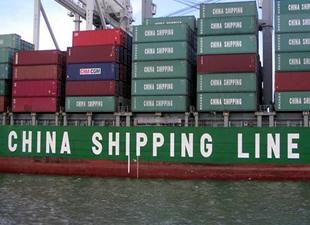 Çin ihracatı büyük düşüş yaşıyor