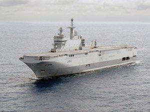 Mistral gemilerine Mısır ile Suudi Arabistan talip oldu