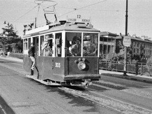 İstanbul'da elektrikli tramvayın serüveni